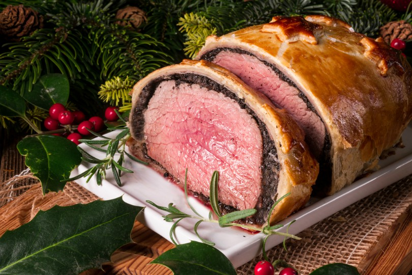 Arrosto alla wellington