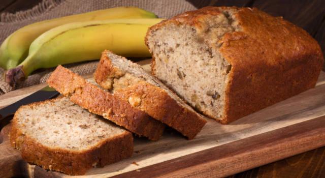 Banana bread: la ricetta originale