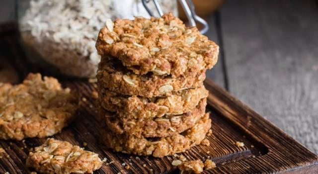 Buonissimi biscotti ai cereali senza burro: perfetti per la colazione!
