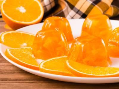 Gelatina di arance fatta in casa: perfetta come fine pasto!