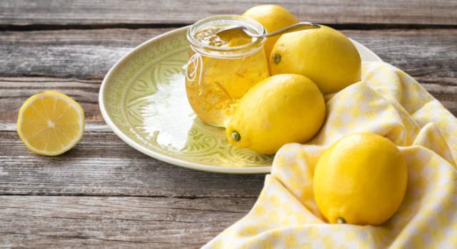 Marmellata di limoni: la ricetta tradizionale