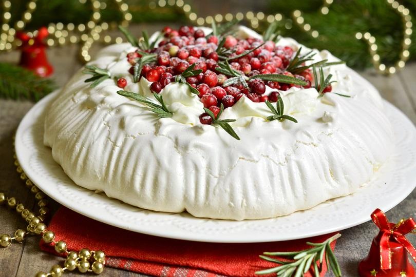 Pavlova natalizia