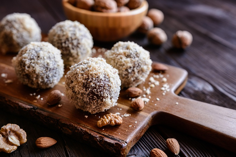 Tartufini al cacao senza cottura: ricetta facile e veloce!