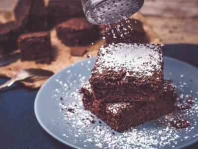 Brownies al cioccolato senza glutine: non potrete resistere