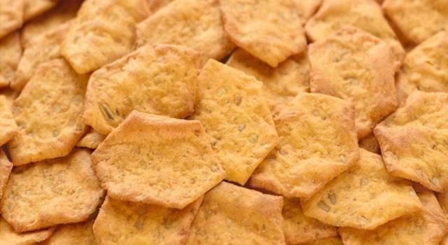 Chips di amaranto: uno snack croccante (e senza glutine)