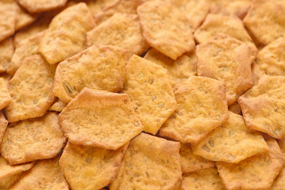 Chips senza glutine