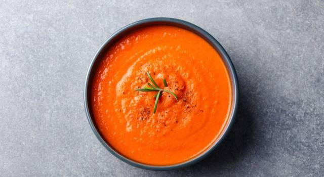 Come preparare la crema di peperoni? Ricetta classica e con Bimby