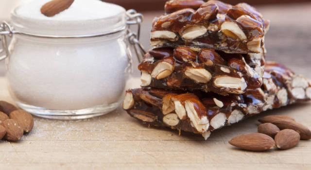 Croccante alle mandorle: la ricetta per prepararlo in casa
