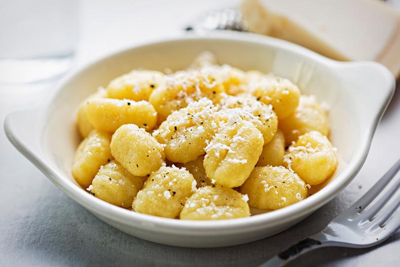 Gnocchi di polenta