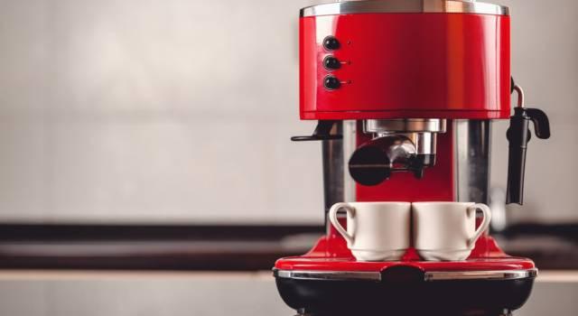 Come pulire la macchinetta del caffè a cialde