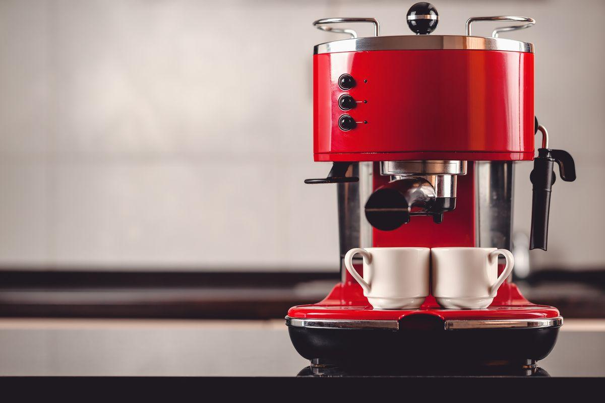 macchinetta del caffe a cialde