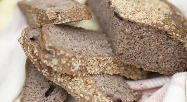 Pane senza glutine: la ricetta con il grano saraceno!