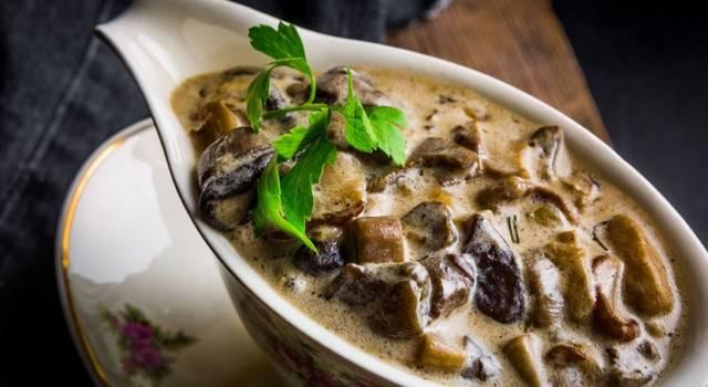 Sugo ai funghi bianco: un buonissimo condimento!