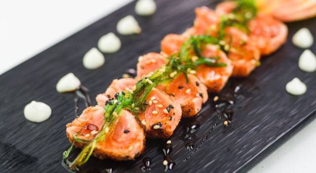 Tataki di salmone: dovete assolutamente provare questo piatto!