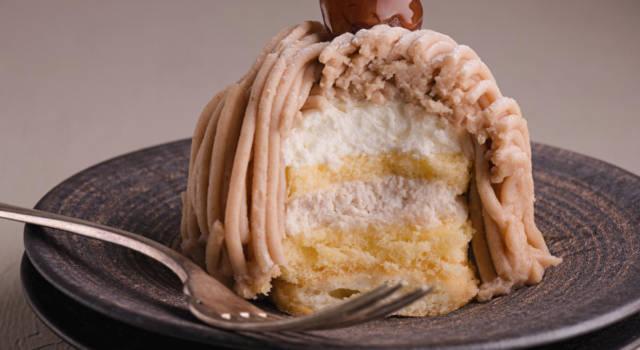 Mont Blanc dolce: la ricetta a base di castagne e panna