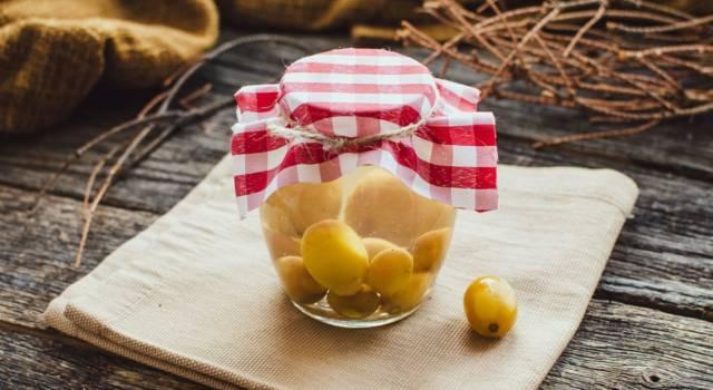 Uva sotto spirito: la ricetta della conserva deliziosa!