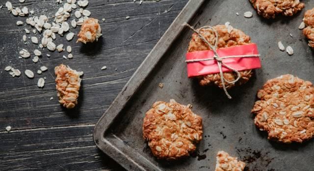 Biscotti vegani al cocco e cereali: ecco come prepararli!
