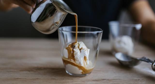 Dessert con panna e caffè: un dolce facile e veloce!