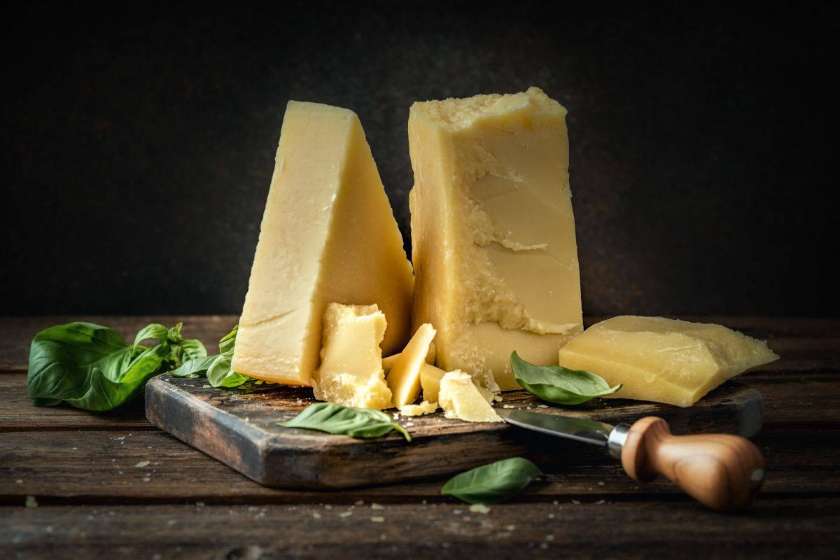 Grana e Parmigiano