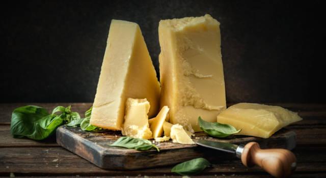 Conosci le differenze fra il Grana Padano e il Parmigiano Reggiano?