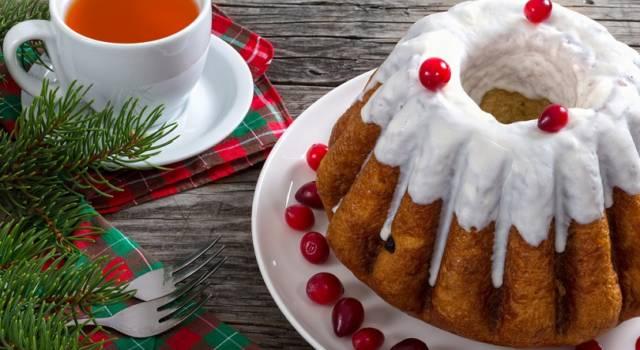 Pandoro con glassa bianca: il dolce perfetto per le feste!