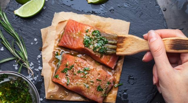 Salmone marinato e cotto a bassa temperatura: un secondo piatto buonissimo!