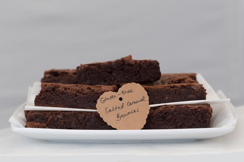 Torta al cioccolato e panna senza glutine