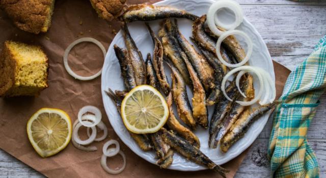 Alici al forno gratinate: un piatto di pesce della tradizione