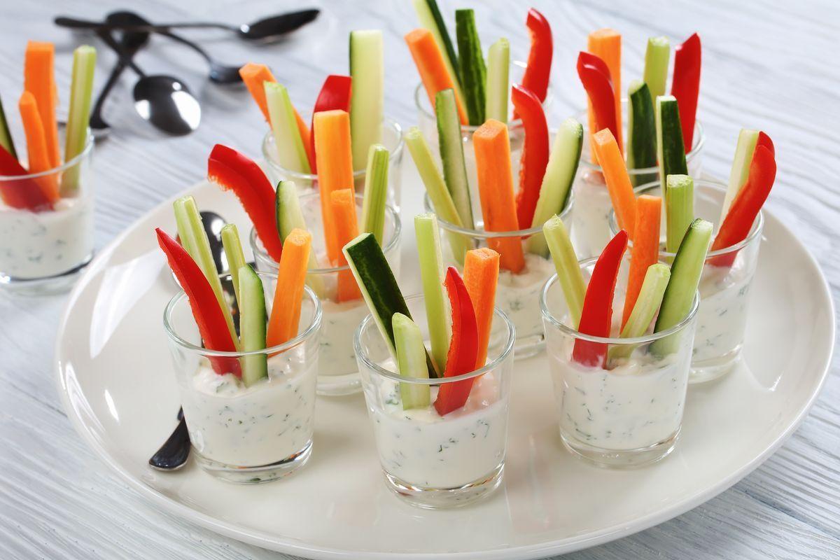 Bicchierini salati