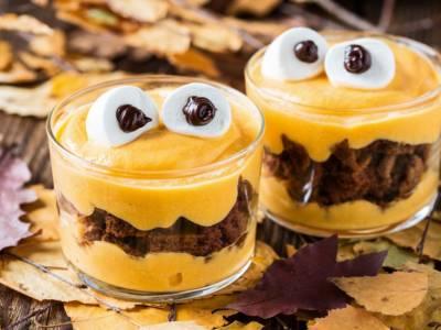 Simpatico dolce al cucchiaio per Halloween: ecco la ricetta!