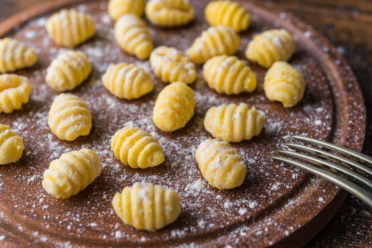 Gnocchi di grano saraceno