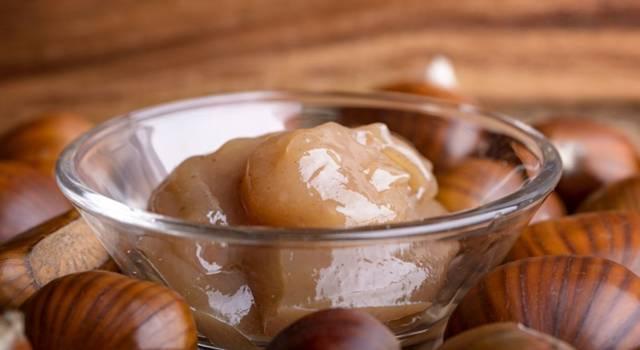 Marmellata di castagne fatta in casa: la ricetta anche con il Bimby
