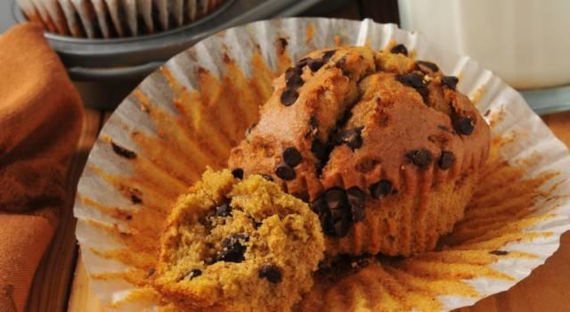 Muffin alla zucca: facili e buonissimi!