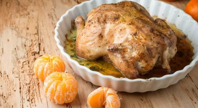 Pollo al mandarino: la ricetta particolare e deliziosa