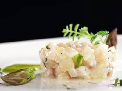 Tartare di ombrina: buonissima e facile da preparare