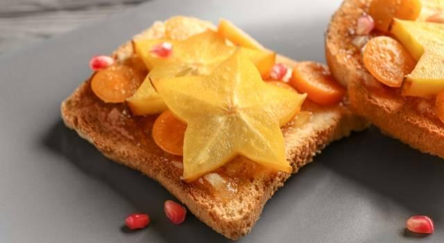 Golosi toast con la frutta: per una pausa dolce indimenticabile!