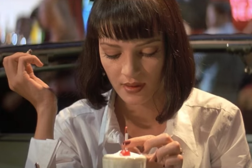 Milkshake Pulp Fiction