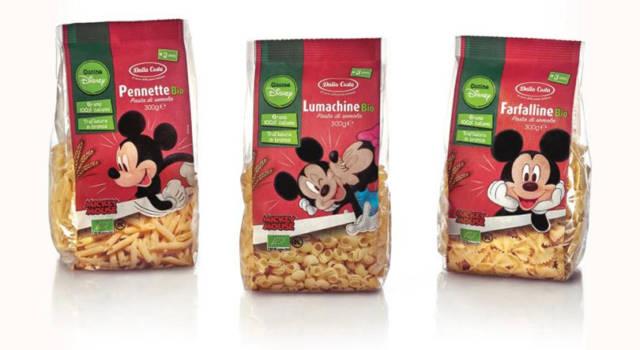 Arriva la pasta dedicata a Mickey Mouse in occasione del 90° compleanno!