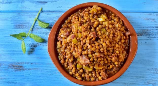 Lenticchie in umido: ecco come cucinarle per un risultato perfetto!