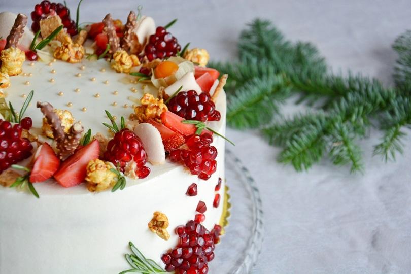 Torta al cioccolato bianco e frutti_rossi