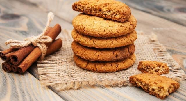 Biscotti alla cannella: i dolcetti deliziosi per rallegrare le Feste!