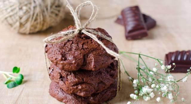 Biscotti di Natale al cioccolato: la ricetta anche con il Bimby!