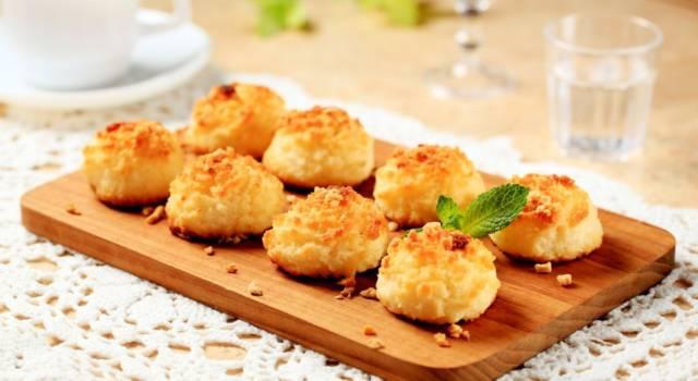 Biscottini sablé al cocco, la ricetta facile (e senza glutine!)