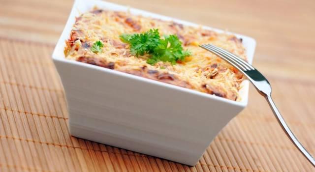 Parmigiana veg: la ricetta light con il tofu