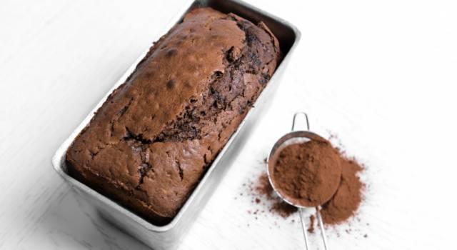 Plumcake cachi e cioccolato: un dolce autunnale e facilissimo da preparare!