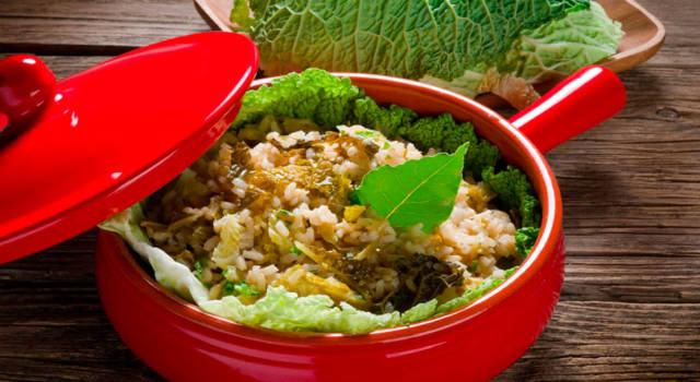Scopriamo la ricetta di riso e verza, il piatto tipico napoletano