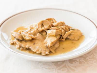 Scaloppine ai funghi porcini: un piatto fantastico e facile da preparare