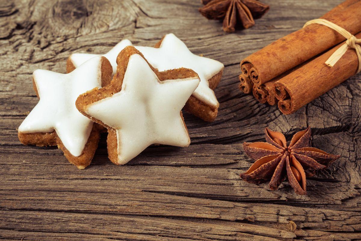 Biscotti di Natale senza burro
