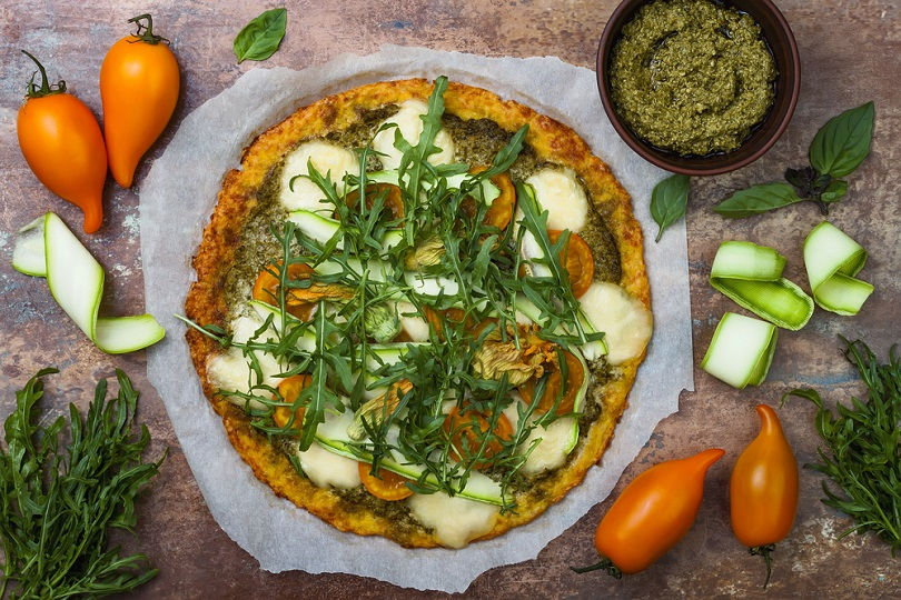 Pizza di zucca