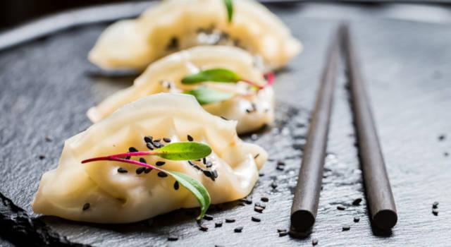 Ravioli di verdure al vapore: sono leggeri e facilissimi da preparare!